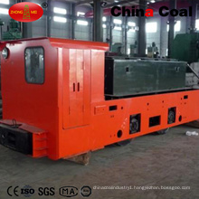 China Coal Mining Use Diesel Locomotive